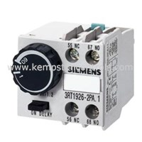 3RT1926-2PR01 : 3RT19262PR01 from Siemens