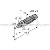 Image of TTM100C-103A-G1/8-LI6H1140L024
