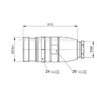Balluff BCC M67L-0000-20-000-54XLA0-000