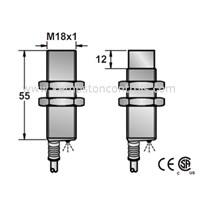 SCAN Electronic FCM1-1202P-A3U2 Inductive Proximity Switch