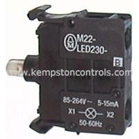 Image of M22-LED230-B