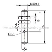 Sensopart IMT 5-0B8-PS-K3