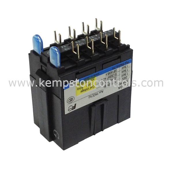 Fuji FC0A-1A/2 Electrical Contactors