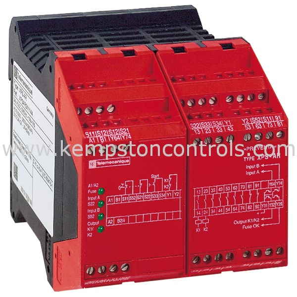 Schneider - XPSAR311144 - Safety Relays