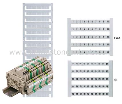 Weidmuller 0460660021 DIN Rail Terminal Blocks and Accessories