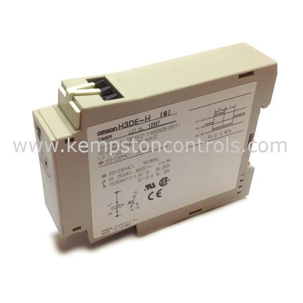 Omron - H3DE-HS 200-230AC - Timers