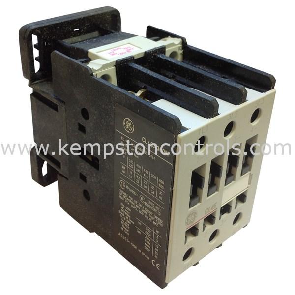 GE CL03A310MJ Electrical Contactors