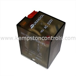 Durakool - DX4-2014-23-3230-WTL - Electromechanical Relays