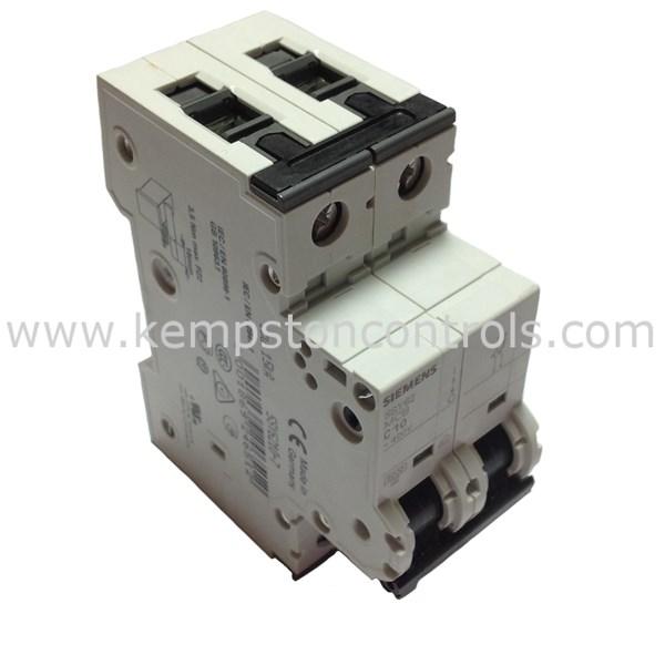 Siemens - 5SY6210-7 - MCBs
