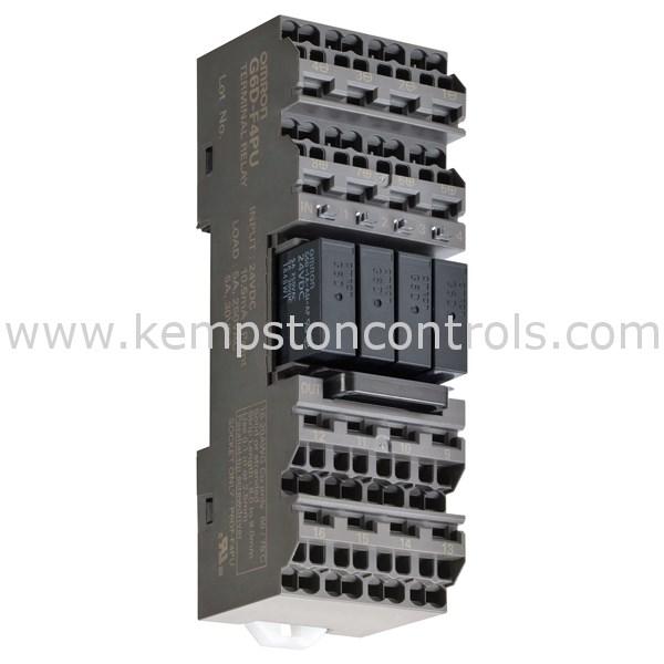 Omron G6D-F4PU 24VDC