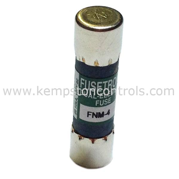Bussmann - FNM-4 - Cartridge Fuses