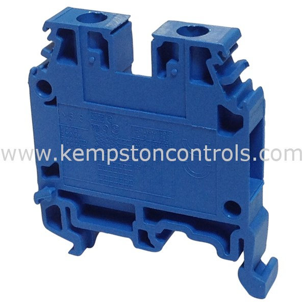 Entrelec - 0125 118.13 - Terminal Blocks, DIN Rail & Accessories