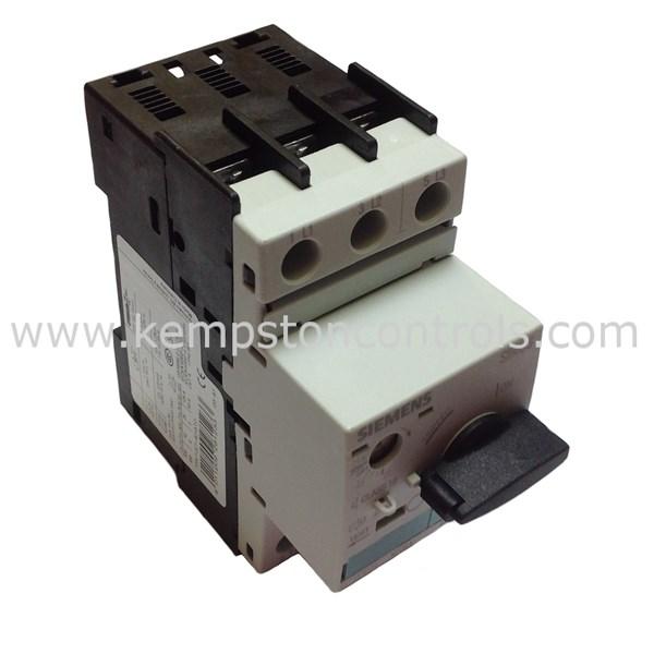 Siemens 3rv1021 4da10 Siemens Mpcb 20 25a Kempston Controls