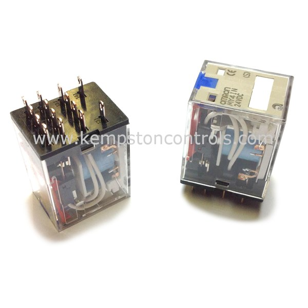 Omron MY4IN 24DC (S) Non-Latching Relays