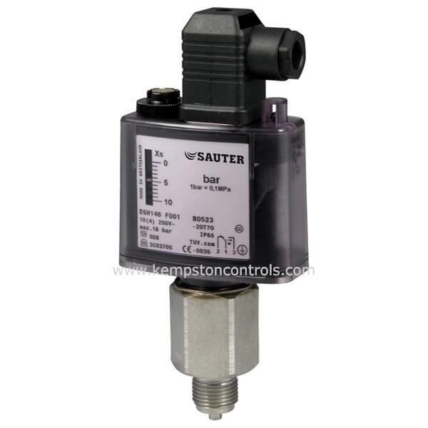SAUTER DSL143F001 Limit Switches