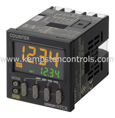 Omron H7cx Aw N H7cxawn 668588 Electronic Counters