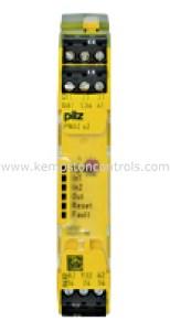 Pilz - PNOZ S2 24VDC - Safety Relays