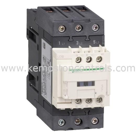 Schneider - LC1-D40AB7 - Electrical Contactors
