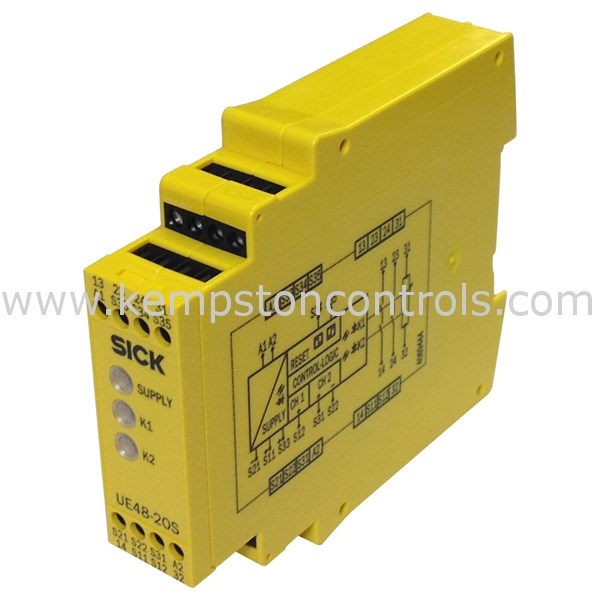 Sick UE48-20S2D2 Safety Relays