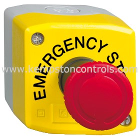 Schneider - XALK178GTH29 - Emergency Stop Pushbuttons