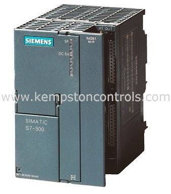 Siemens - 6ES7365-0BA01-0AA0 SIMATIC S7-300, CONNECTION IM 365 FOR  CONNECTION OF AN EXTENSION RACK WITHOUT C BUS, 2 MODULES+ CONNECTING CABLE  1 M