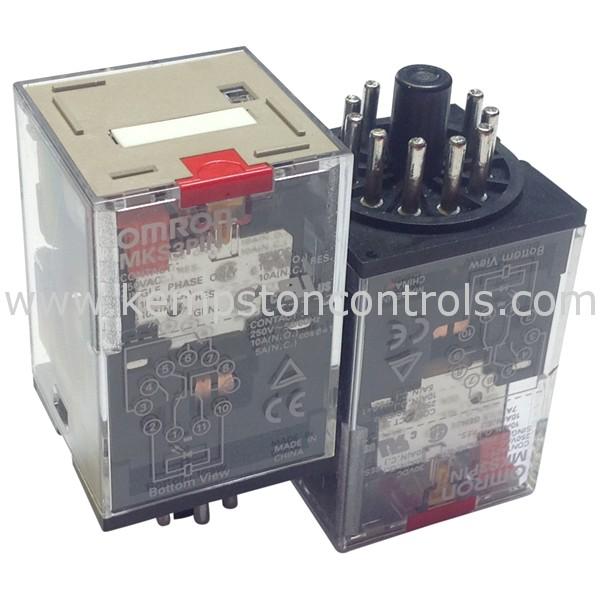 Omron MKS3PIN AC230 Electromechanical Relays