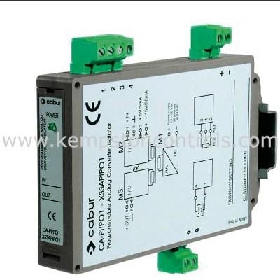 Cabur XCAPIPO3 Signal Conditioning