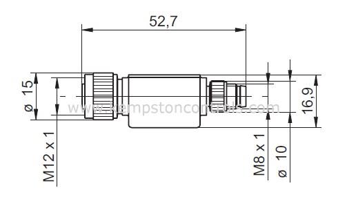 Baumer - ESG 34A/KSG32AU0005
