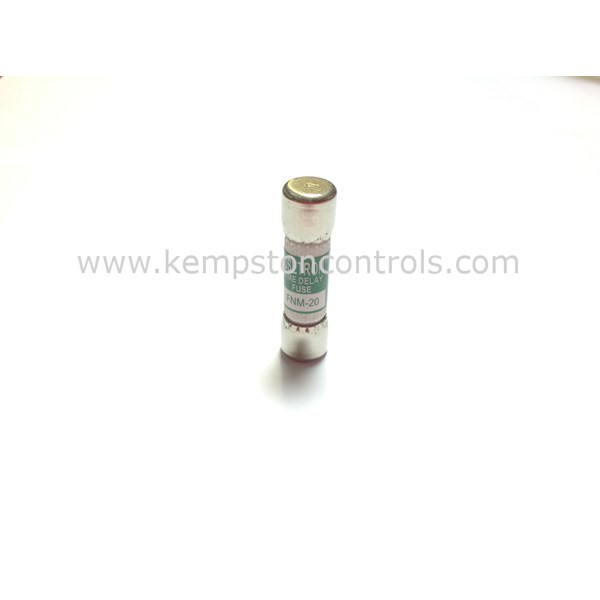Bussmann FNM-20 Cartridge Fuses