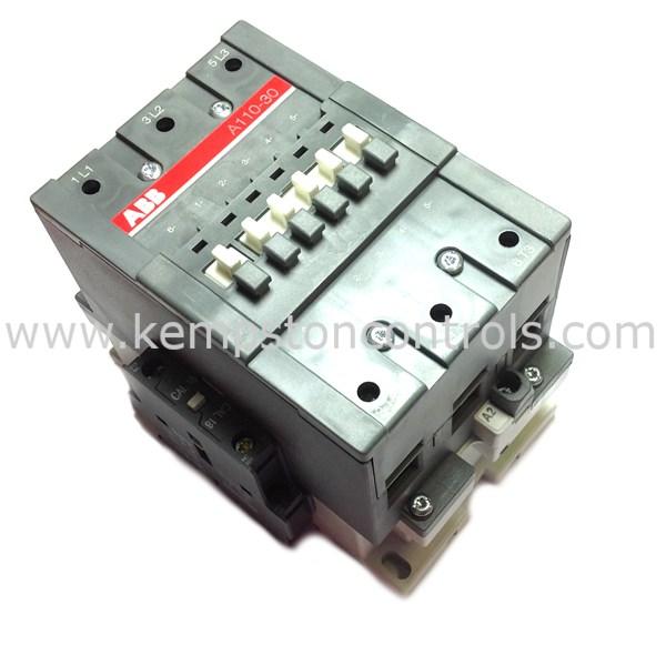 1PCS Used ABB AC Contactor A110-30 220V   eBay