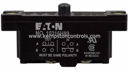 Eaton - 10316H89 - Limit Switches