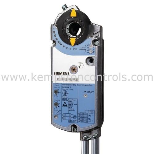 Siemens GCA121 1E SIEMENS ROTARY AIR DAMPER ACTUATOR, 24V AC