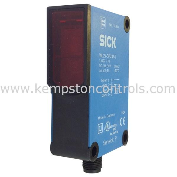 Sick - WL27-3P2451