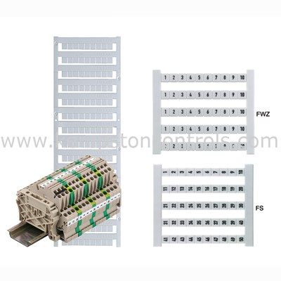 Weidmuller - 0522660004 - Terminal Blocks, DIN Rail & Accessories