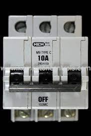 Eaton - Cutler Hammer 103MC MCBs