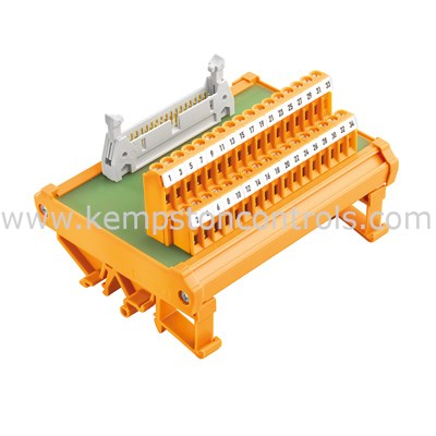 Weidmuller - 0224761001 - Terminal Blocks, DIN Rail & Accessories