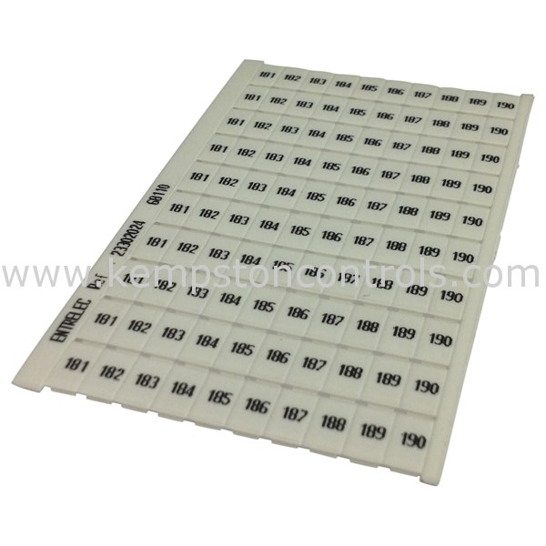 Entrelec - 0233 020.24 - Terminal Blocks, DIN Rail & Accessories