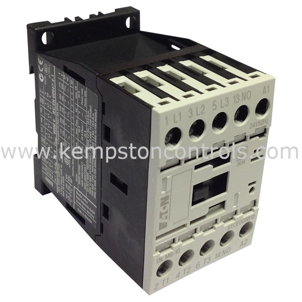 Moeller - DILM9-10 24VAC - Electrical Contactors