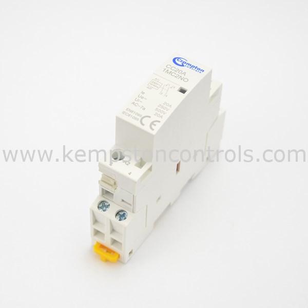 Crompton Controls CC25A1MC2NO Electrical Contactors