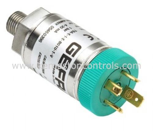 Gefran - F035728 - Pressure Sensors