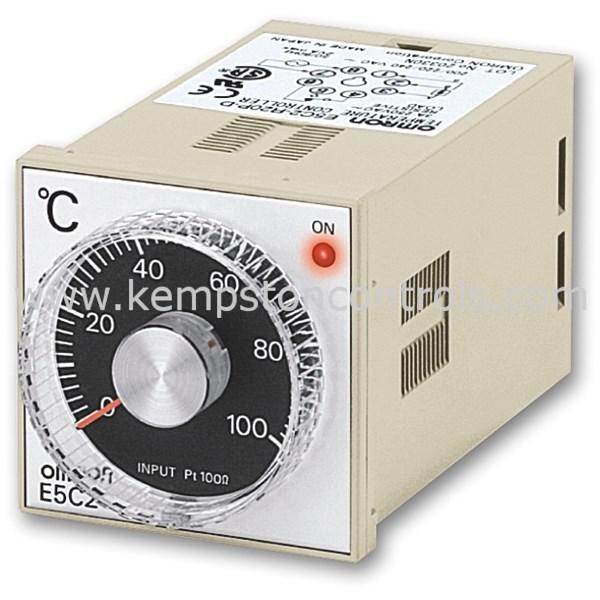 Omron - E5C2-R20J 100-240AC 0-200 - Temperature Control & Process Heating