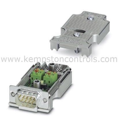 Phoenix 2744377 D Sub Connectors & Components