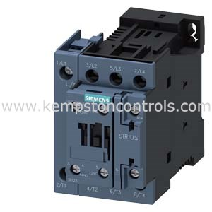 3RT2327-1BM40 : 3RT23271BM40 from Siemens