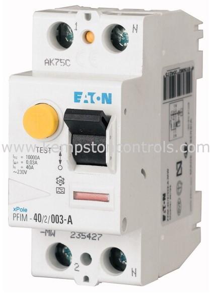 Moeller - PFIM-40/2/003-A-MW - RCCBs