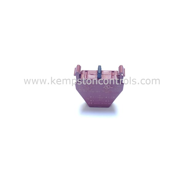 GE GENERAL ELECTRIC P9B11VN 1NO 1NC CEMA Push Button Contact Block 187000