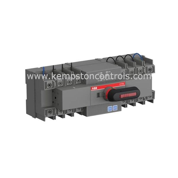 ABB OTM40F4C20D400C Non-Fused Switch Disconnectors