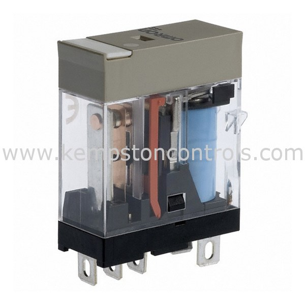 Omron - G2R-1-SND-AP3 DC24(S) RELAY, PLUG-IN, 5-PIN, SPDT, 10 A GOLD on