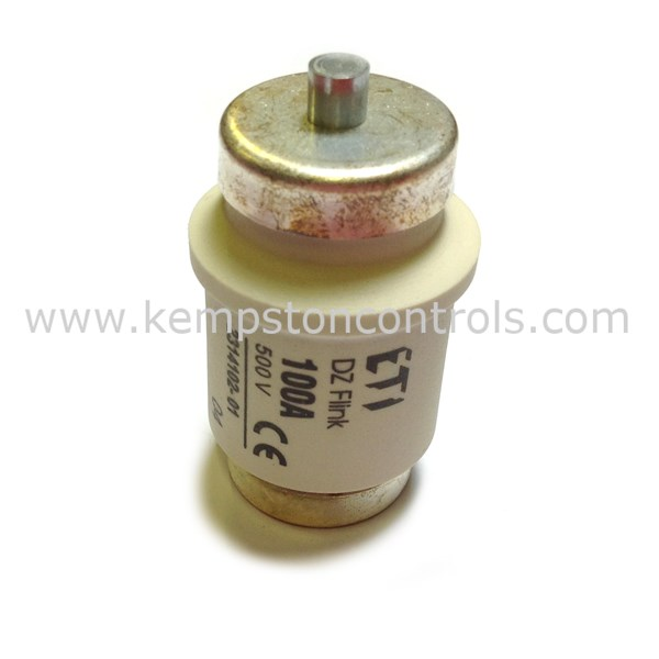 Bussmann - 100D125Q - Bottle Fuses