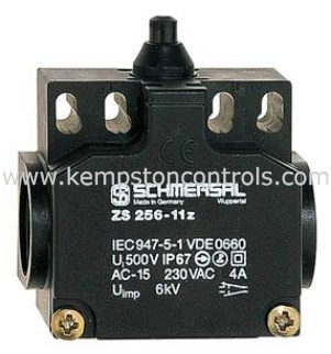 Schmersal - ZS 256-11Z-M20-2219 - Safety Limit Switches
