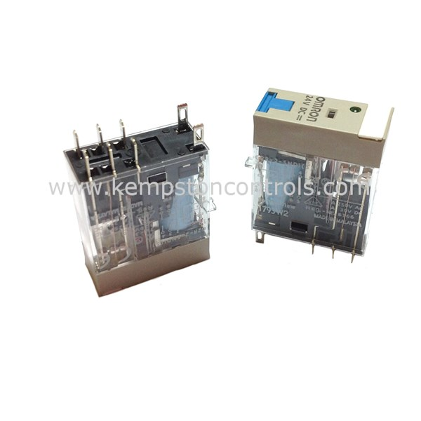 Omron G2R-2-SNDI 24DC(S) Non-Latching Relays